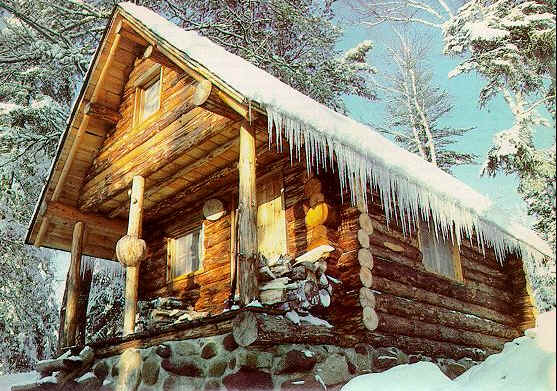 Log Cabin Is Still A Great Choice If You Want To Build Your Own Home